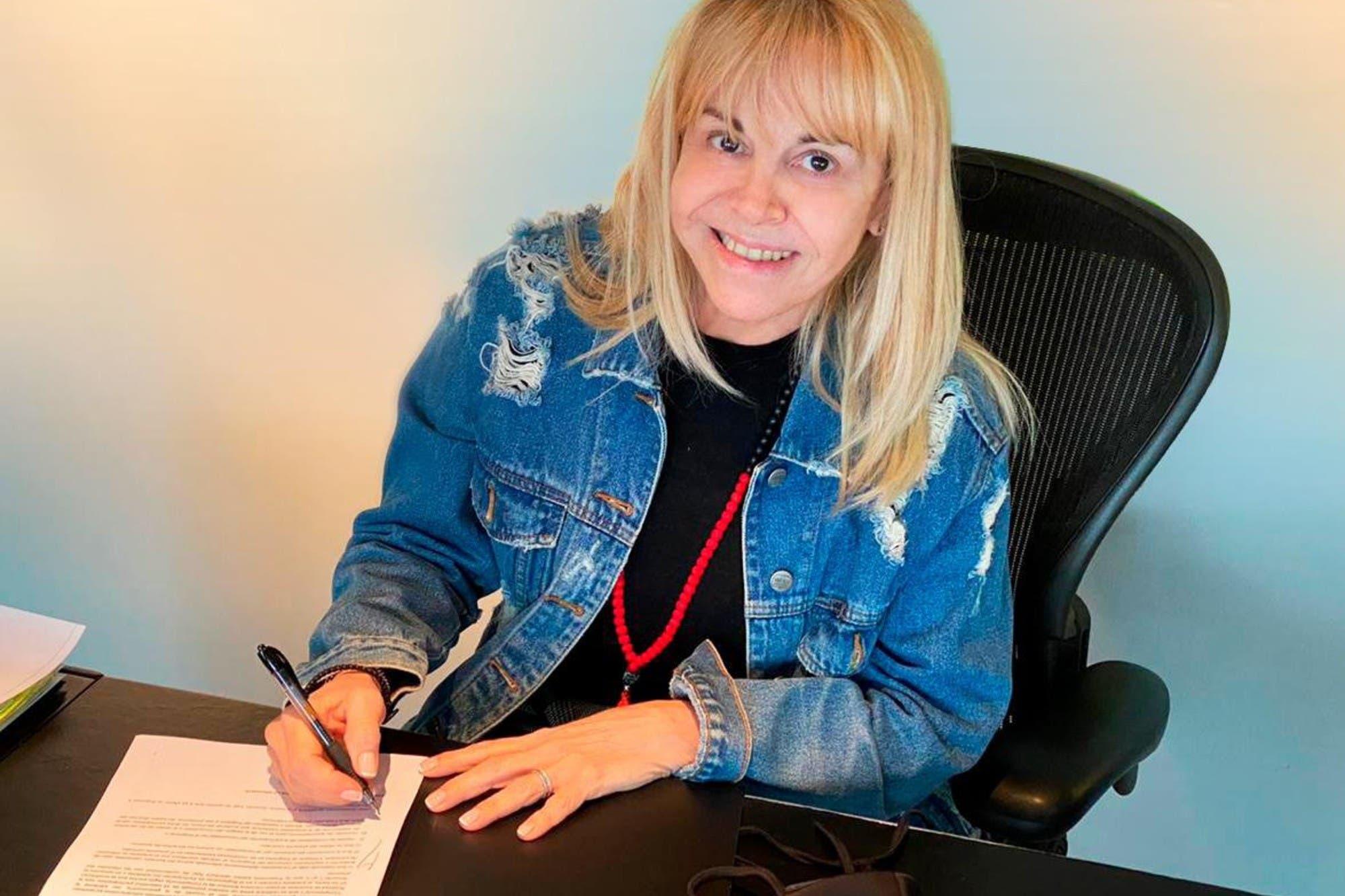 Claudia Villafañe se suma a Masterchef Celebrity