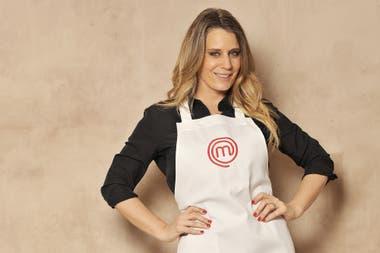 Rocío Marengo se tiene fe y viene de participar en la edición chilena de MasterChef Celebrity