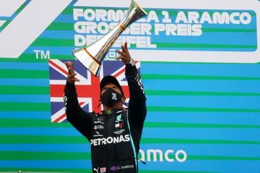 Nadie ganó más grandes premios ni en tantos circuitos como Lewis Hamilton; la séptima corona, una meta que el británico proyectó junto a Mercedes