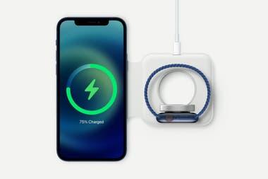 Apple revive la tecnología MagSafe para optimizar la carga mediante un sistema magnético que permite alinear de forma precisa el dispositivo a la base