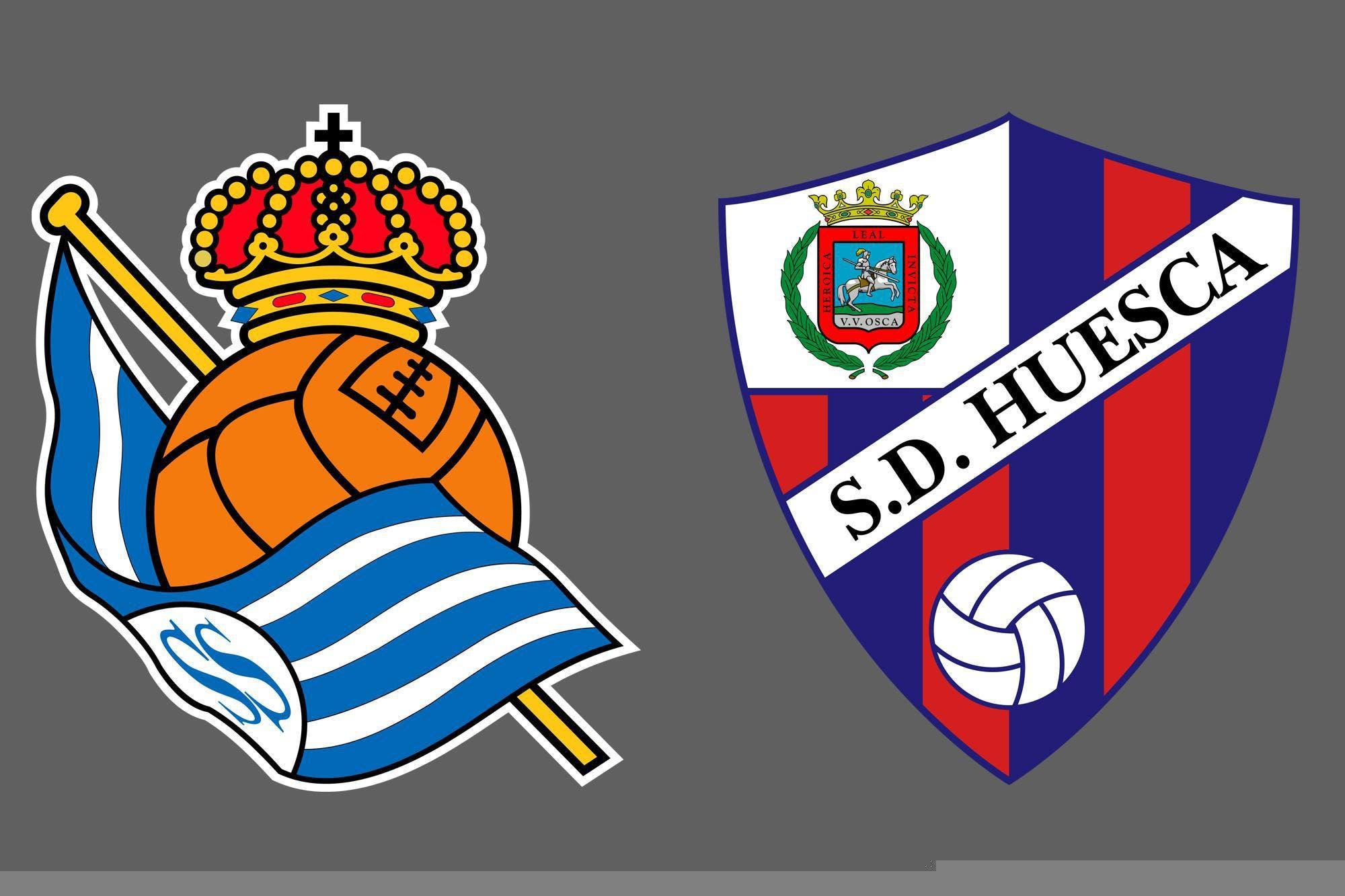 Liga de España: Real Sociedad venció por 4-1 a Huesca como local