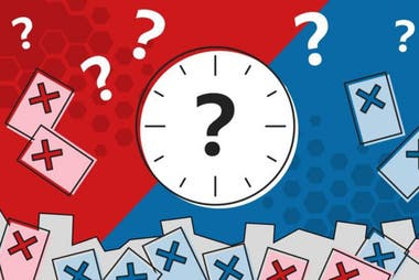 Las elecciones presidenciales que celebra Estados Unidos este martes son inéditas