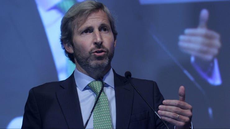 """Frigerio: """"El Presidente ratificó el rumbo que permitirá poner a la Argentina de pie"""""""