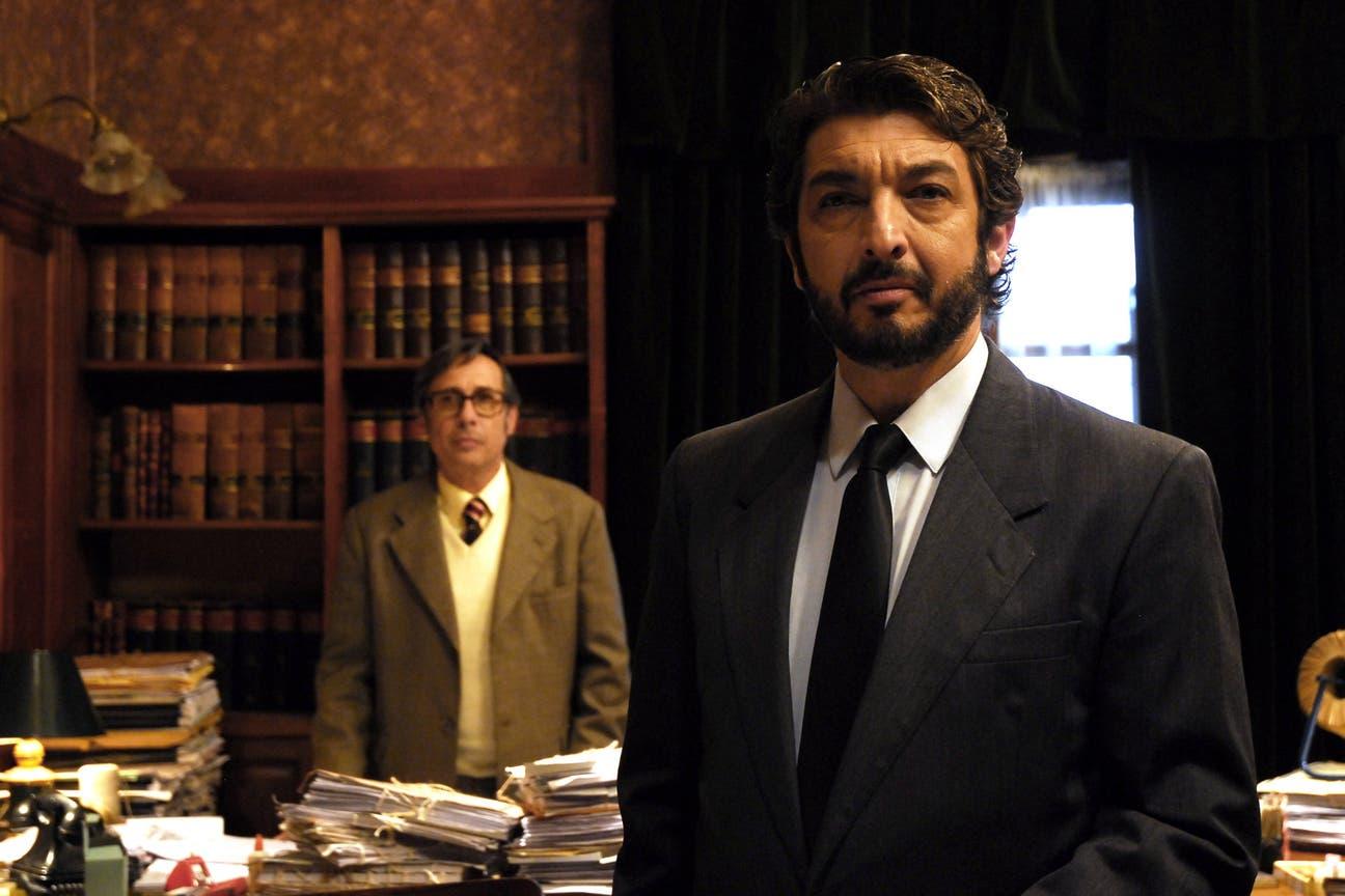 Escena de El secreto de sus ojos, adaptación cinematográfica de la novela de Eduardo Sacheri
