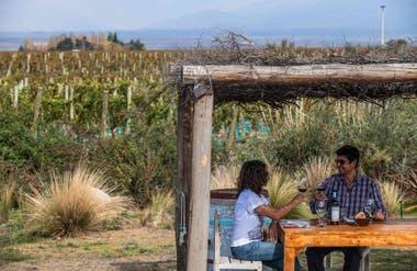 Visita a la Bodega Gimenez Riili en Mendoza.
