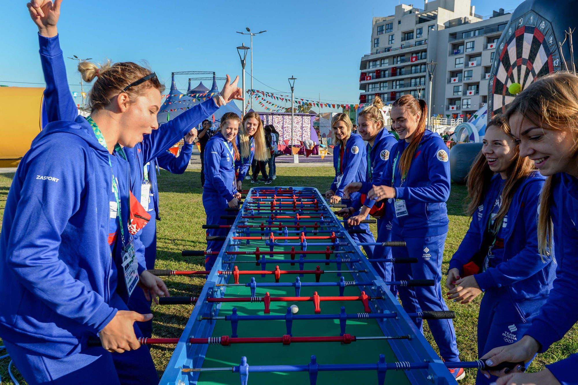 Buenos Aires 2018. Vivir el fascinante mundo olímpico siendo adolescente