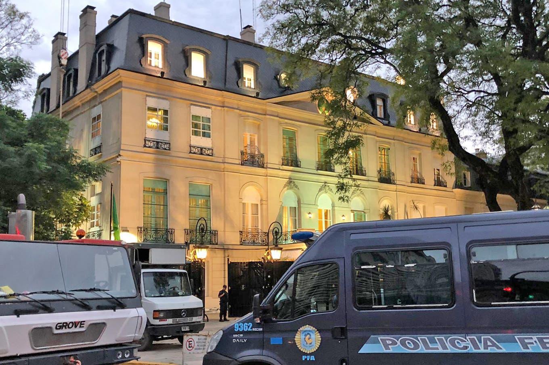 G-20: el príncipe saudita llegó a la Argentina mientras la Justicia define la denuncia en su contra