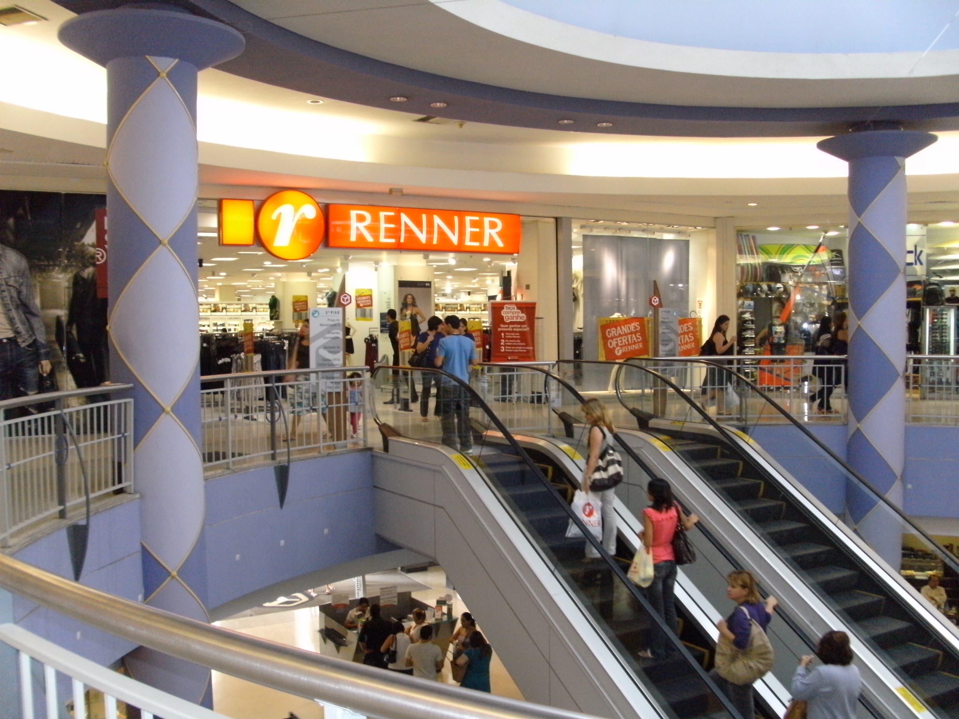 La gigante brasileña Renner desembarca con tres locales comerciales en Argentina