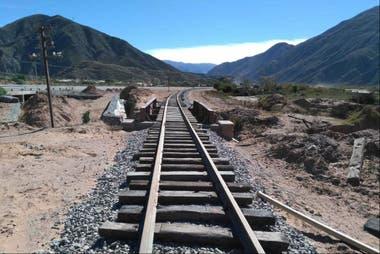 El tren dejó de andar en la década del 70