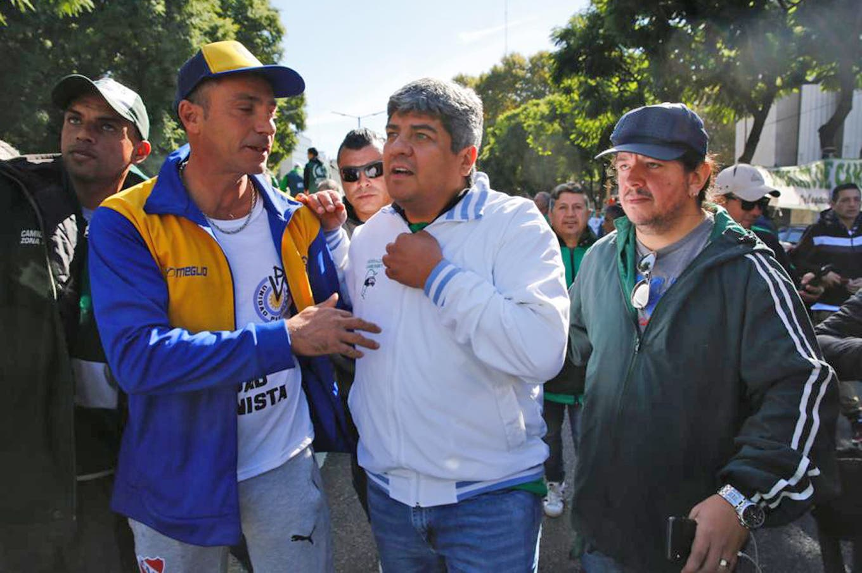 Pablo Moyano, cerca del juicio oral por los negocios de Independiente