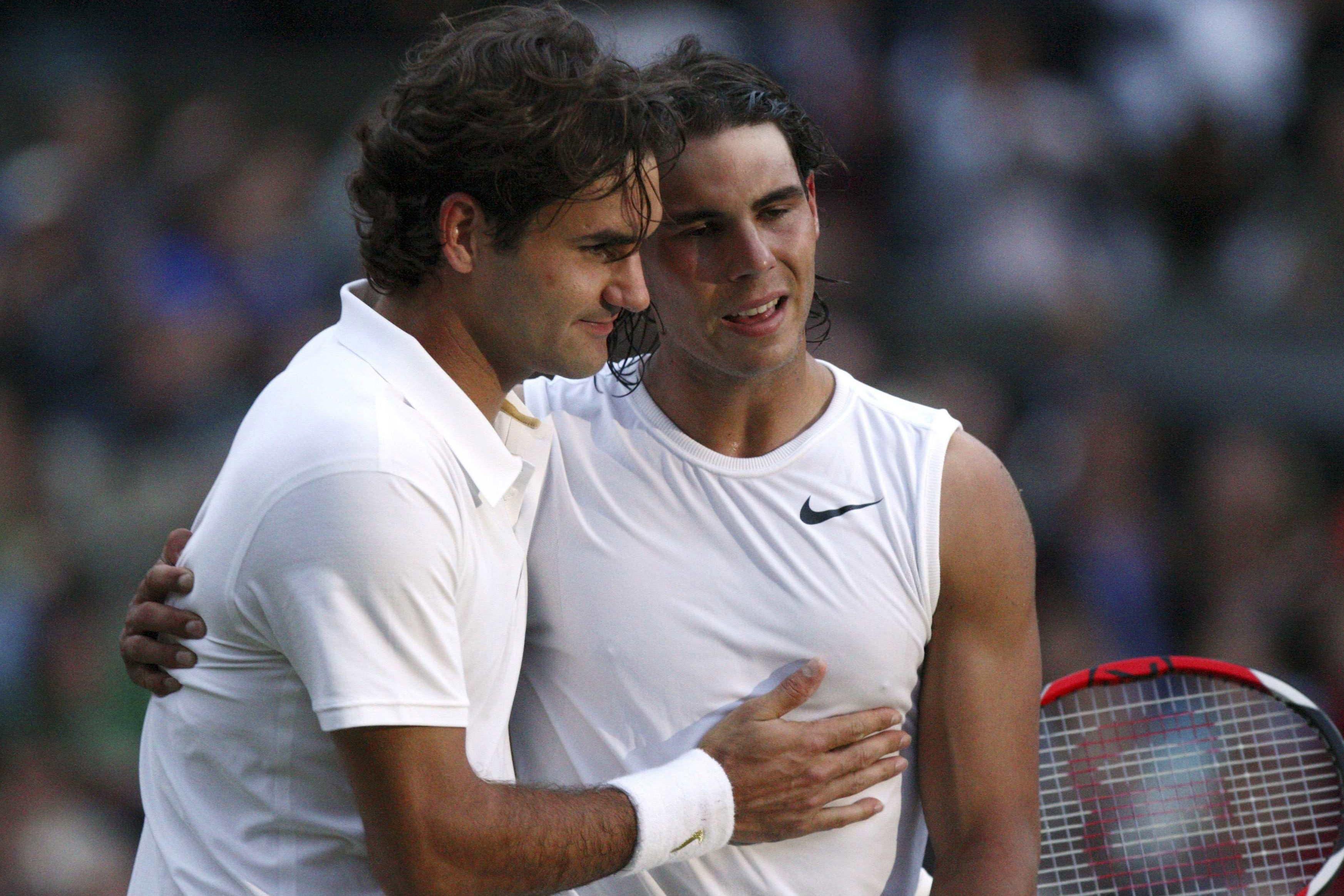 Rafael Nadal-Roger Federer: los cinco duelos más vibrantes entre ellos en la historia