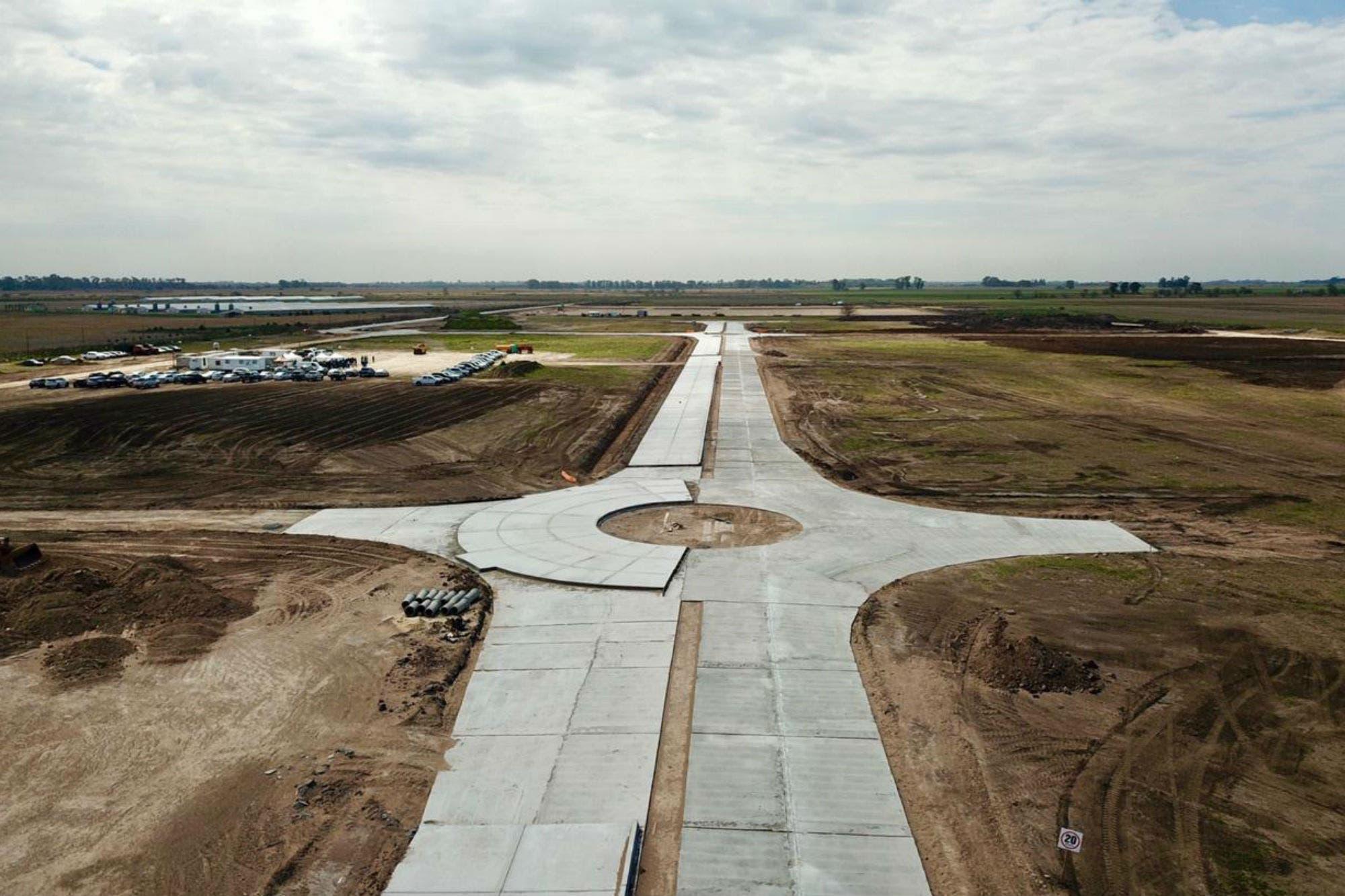 En fotos: el proyecto ligado al mercado agroganadero que demandará más de US$250 millones
