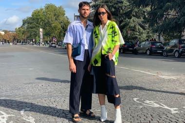 Nuestro Style en París durante la semana de la moda