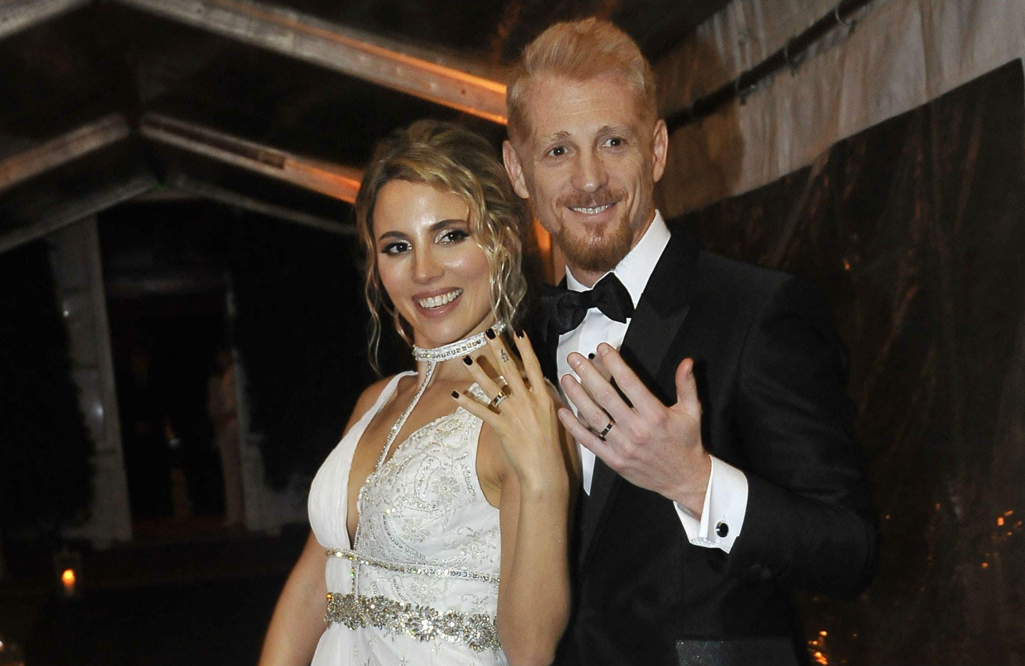Martín Liberman se casó con Ana Laura López: todas las fotos