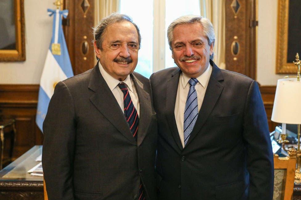"""Alfonsín, el embajador: """"Es un gesto del Presidente para poner fin a la grieta"""""""