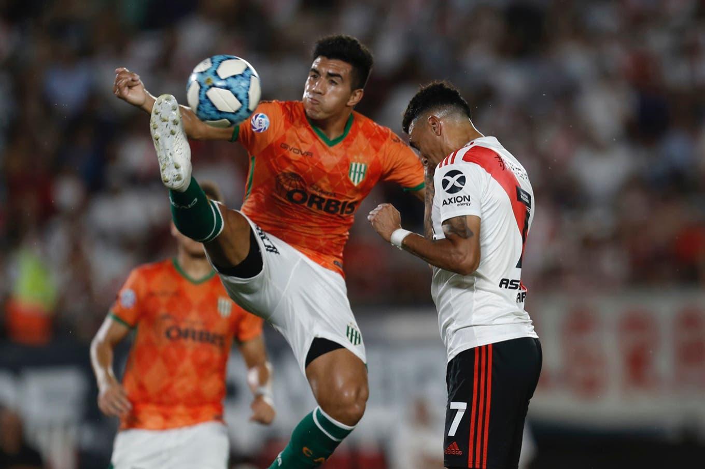 River-Banfield, por la Superliga: con gol de Suárez y un penal errado, el Millo gana y se escapa en la cima