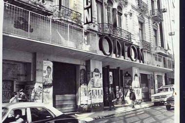 Antes: El viejo Odeón