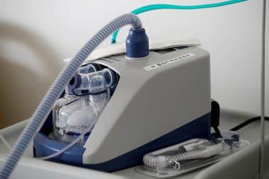 Por el coronavirus, los respiradores se transformaron en el producto más codiciado en el mercado de la salud