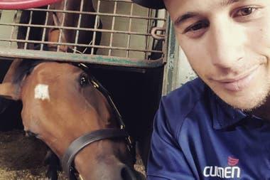 Alexander Marti disfruta de Vancouver y sueña con correr en Buenos Aires