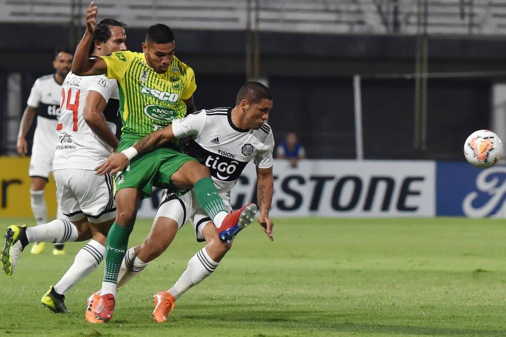 Copa Libertadores: Defensa y Justicia vence a Olimpia y sueña con clasificar
