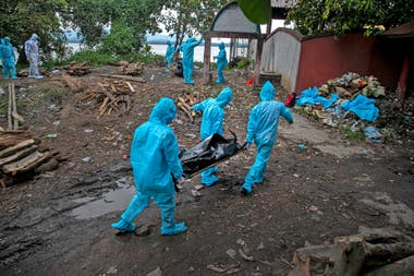 India es el segundo país más afectado por el coronavirus