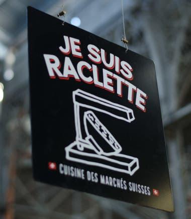En Je Suis Raclette, apostá al Raclettazo