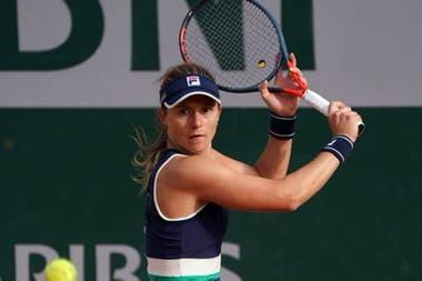 Nadia Podoroska y su aventura en Roland Garros 2020