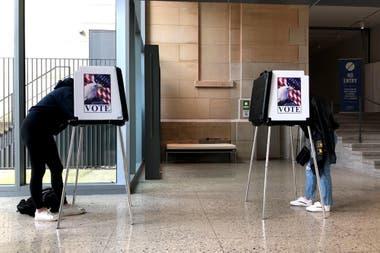 Michigan es uno de los estados donde la votación ya comenzó.