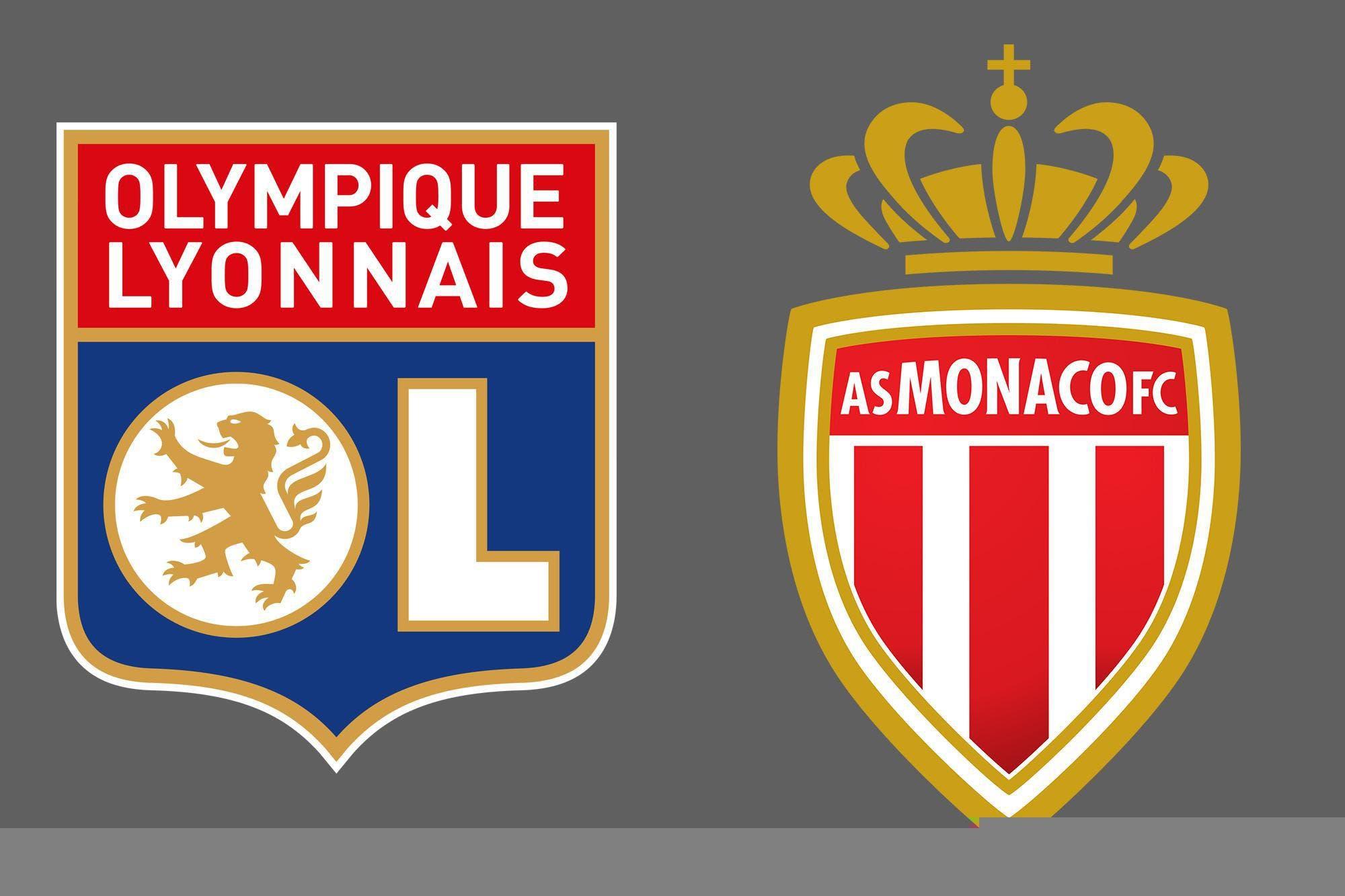 Ligue 1 de Francia: Lyon venció por 4-1 a Monaco como local