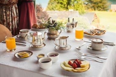 No más buffet: el desayuno será a la carta.