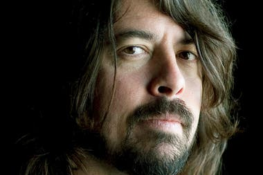 Dave Grohl, voz lider de Foo Figthers