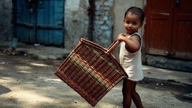 En India desaparecen cada año medio millón de niños.