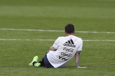 Messi: listo para su cuarto intento mundialista