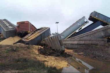 Según la empresa, en la zona se estaban realizando obras de renovación y no estaba habilitada la circulación