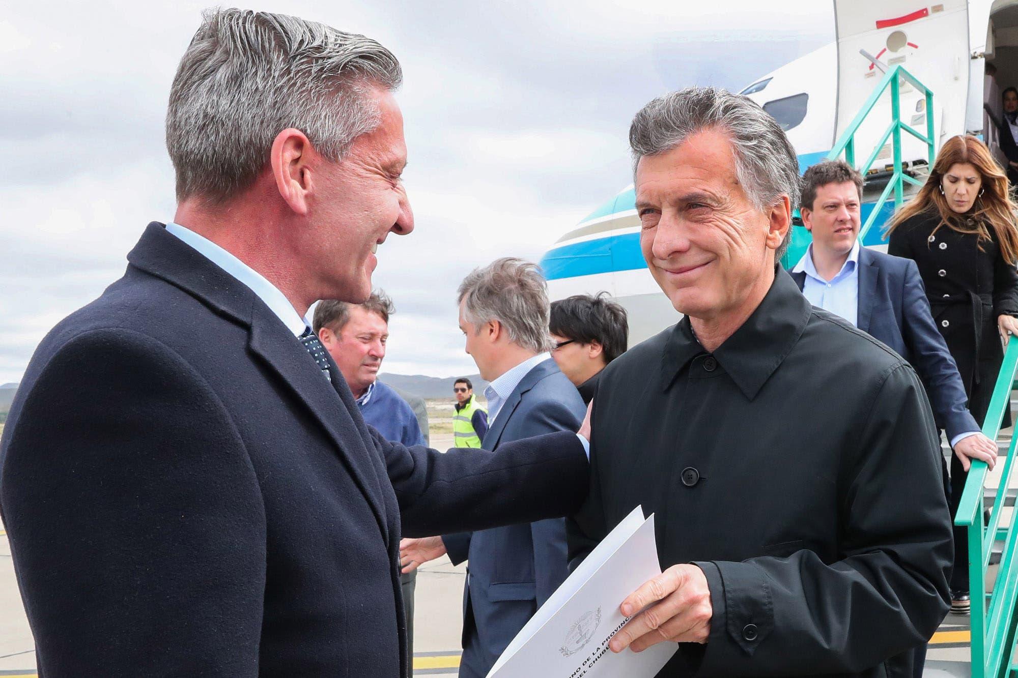 """Macri, en plena disputa con Moyano: """"Nadie se puede creer por arriba de la ley o prepotear a los demás"""""""