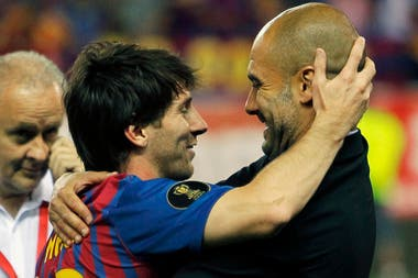 Messi y Guardiola, una pareja perfecta para Barcelona