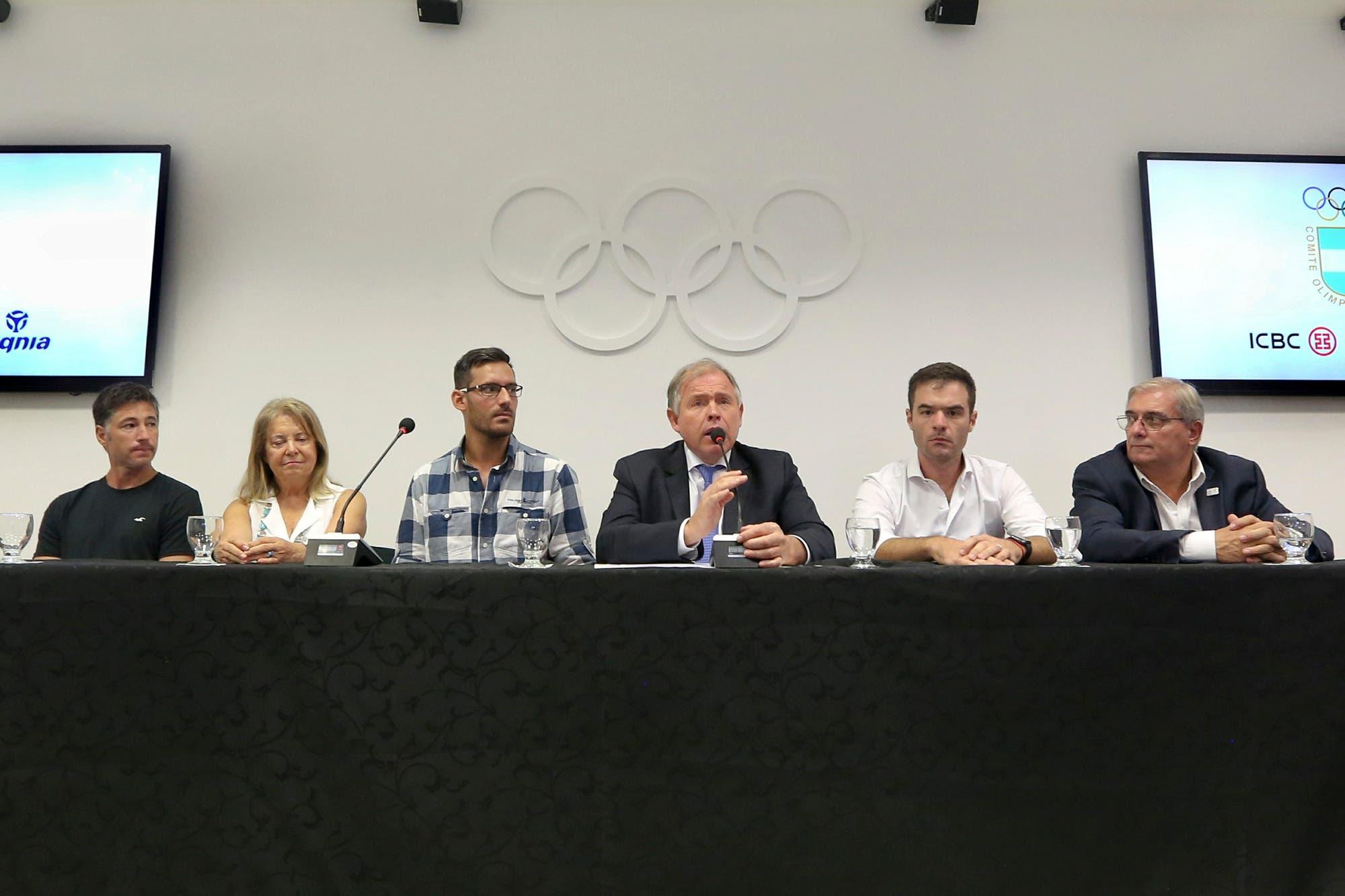 Werthein y los deportistas piden más presupuesto y que la Agencia salga por ley en vez de DNU