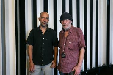 Manuel Eguía y Oscar Edelstein
