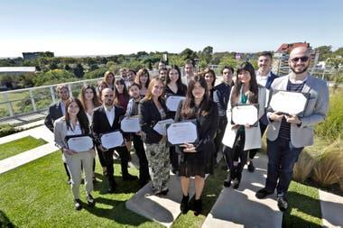 Los graduados de la edición 18ª de la Maestría en Periodismo LN/UTDT