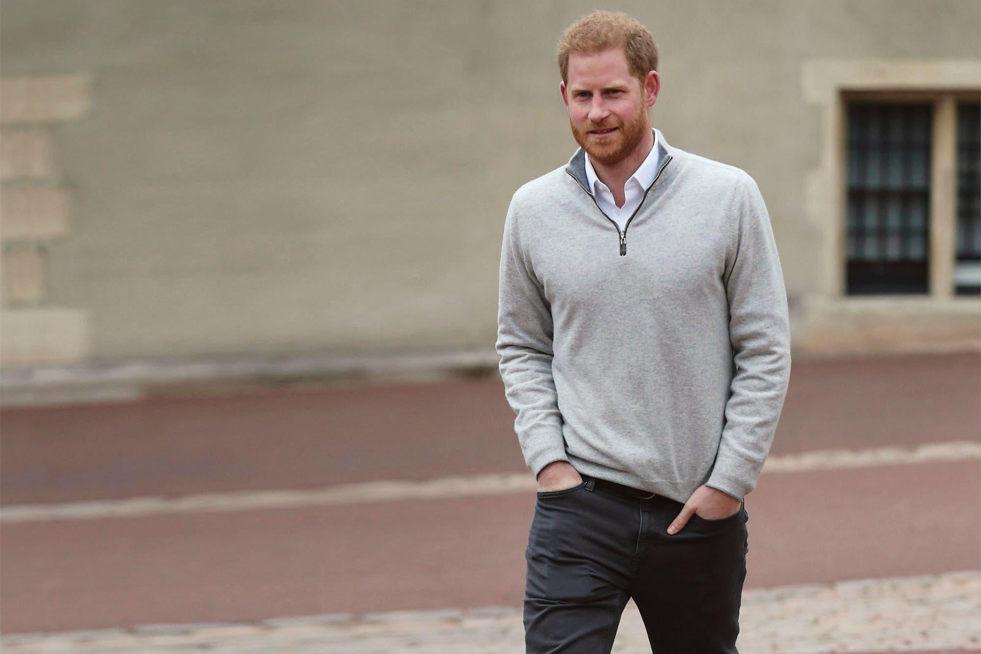 """Baby Sussex. El príncipe Harry dijo sobre su hijo: """"Esta cosita es para morirse"""""""