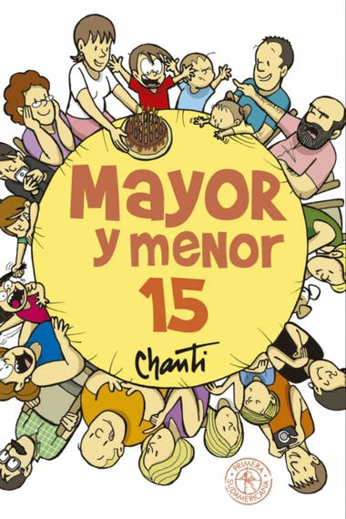 Mayor y menor, volumen 15