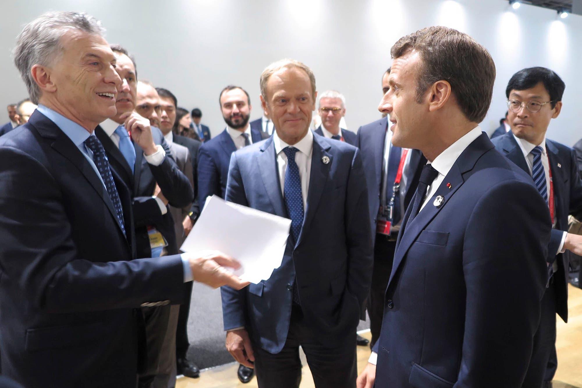 Los tres interrogantes de Francia sobre el acuerdo Mercosur-Unión Europea