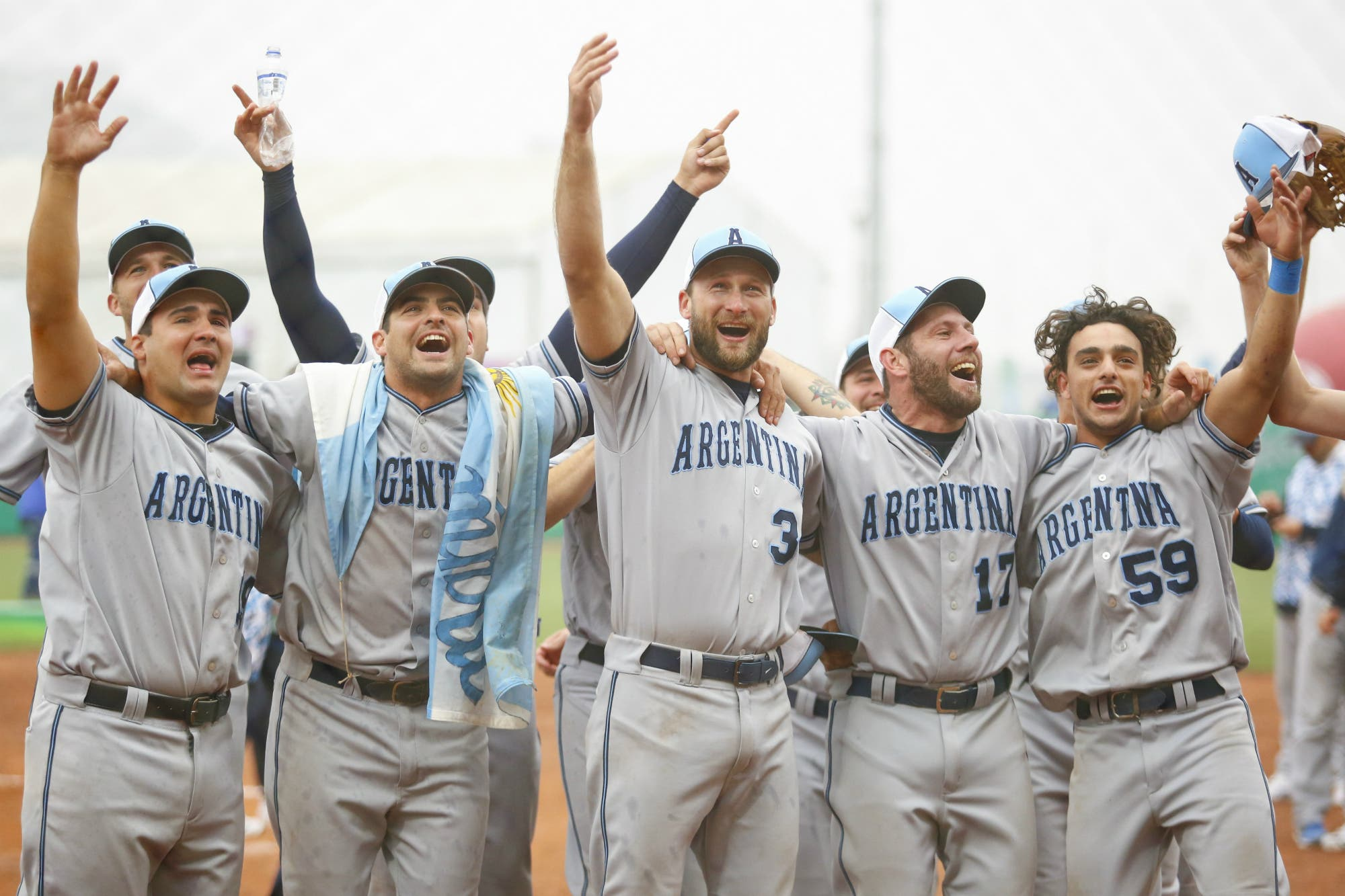 Panamericanos. Demoledor: el sóftbol brilló y le dio la novena medalla dorada a Argentina