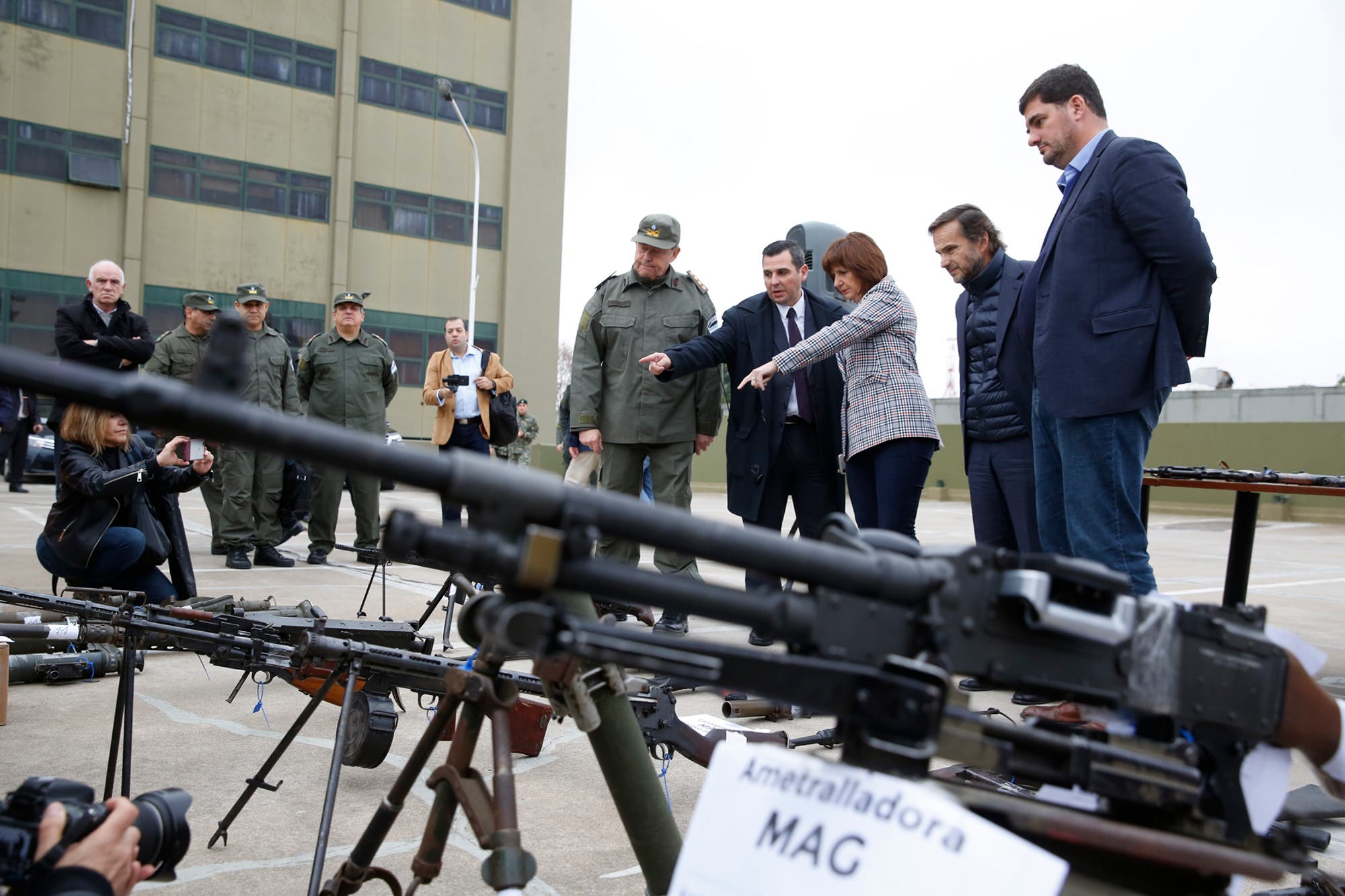 Resultado de imagen para Rosario fue una zona clave para la triangulación del contrabando de armas