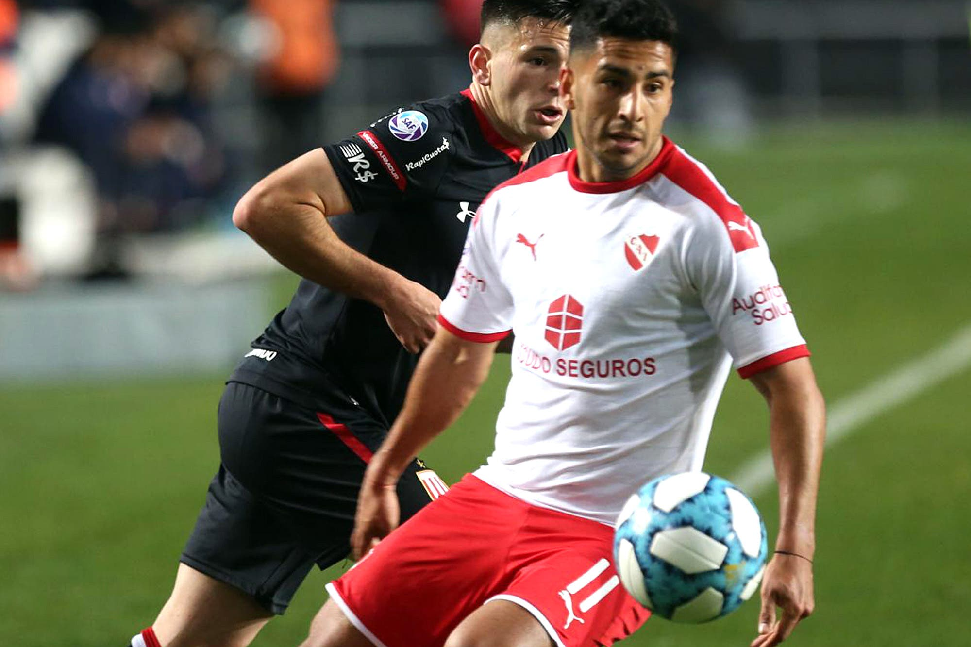 Estudiantes-Independiente: el Rojo busca recuperarse tras ser eliminado de la Copa Sudamericana