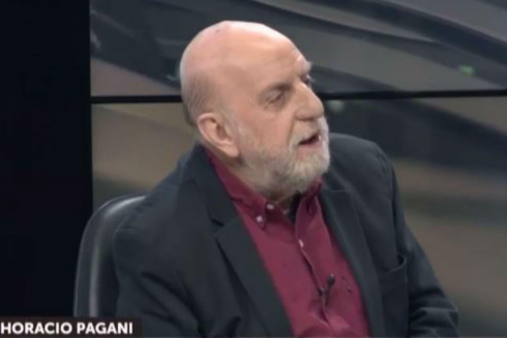 """La inesperada confesión de Horacio Pagani: """"Nadie sabe más que yo de Viagra"""""""