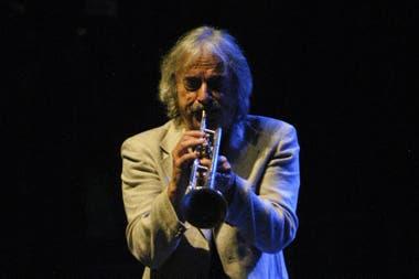 El gran trompetista Enrico Rava celebrará sus 80 años en el Festival