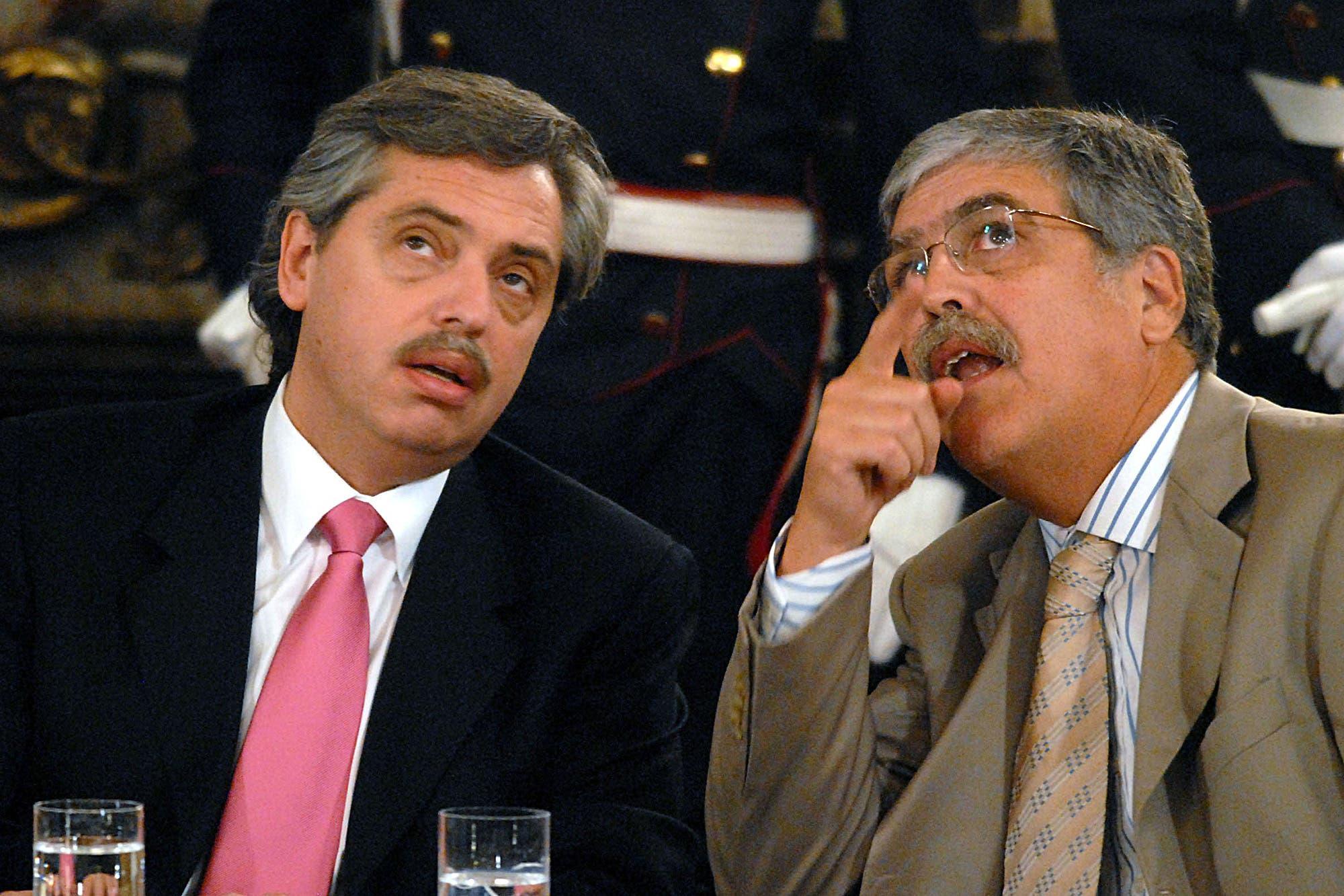 El día que Alberto Fernández señaló a Julio De Vido por la corrupción