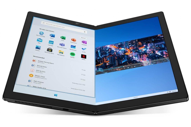 CES 2020: Intel mostró un nuevo segmento de computadoras, las PCs flexibles