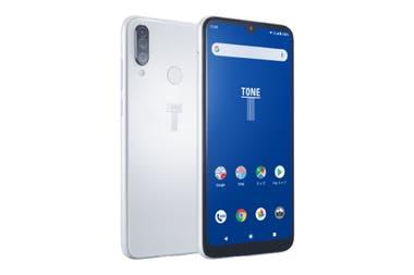 El TONE e20 es un smartphone con Android similar a otros modelos disponibles en el mercado, y está equipado con un sistema de inteligencia artificial que le permite detectar y bloquear fotos de cuerpos desnudos